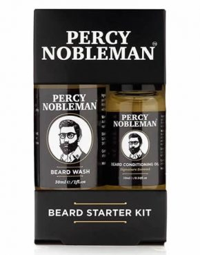 Starter Kit Barbe Percy Nobleman