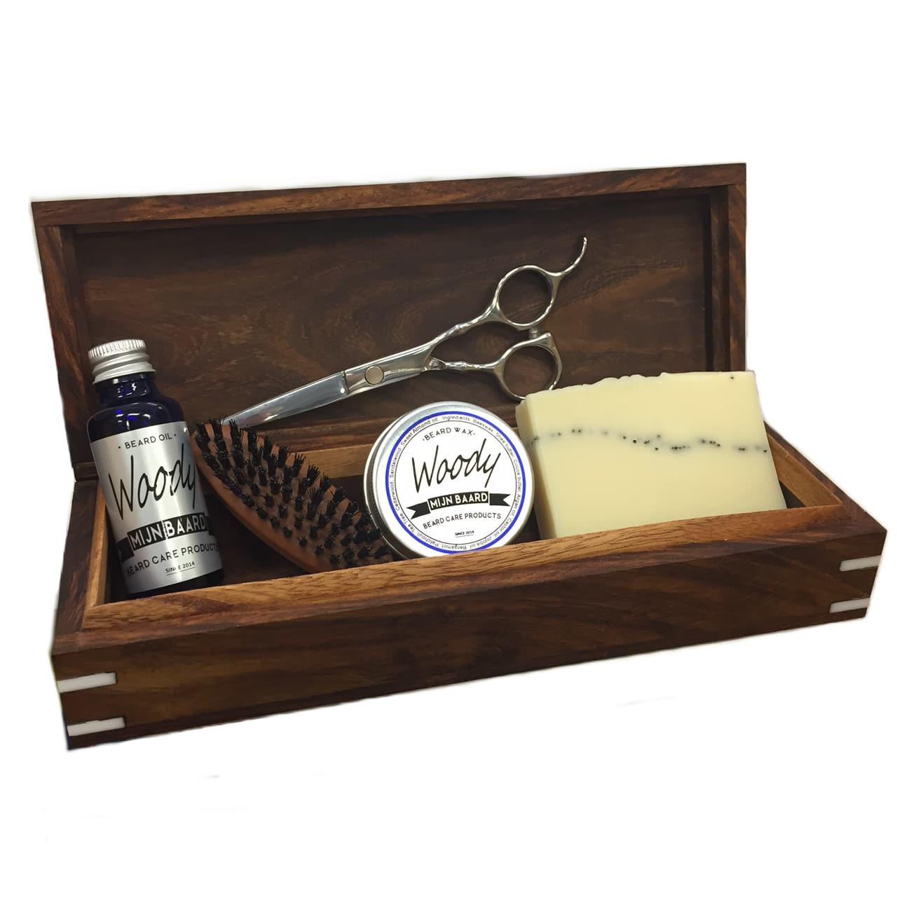Coffret barbe deluxe