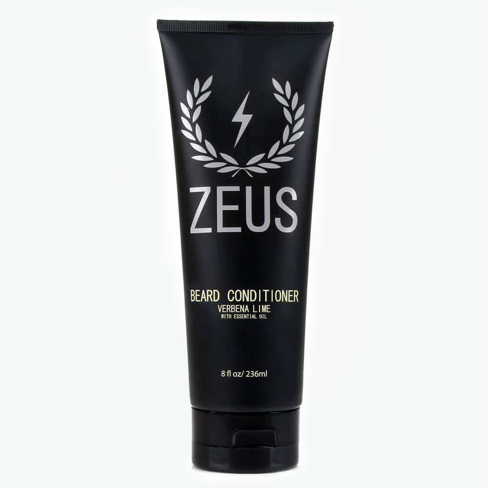 adoucissant conditioner barbe zeus